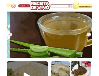 receitadevovo.com.br screenshot
