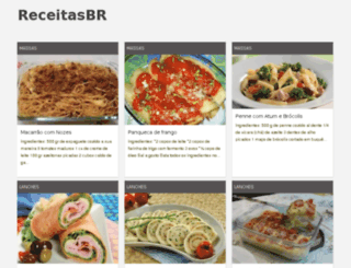 receitasbr.in screenshot