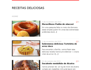 receitasdeliciosas.org screenshot