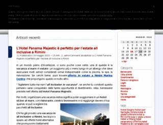 recensionihotel.net screenshot