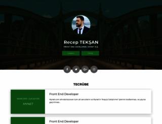 recepteksan.com screenshot