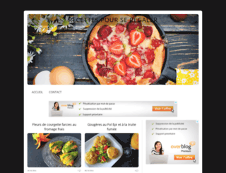 recettes-pour-se-regaler.overblog.com screenshot