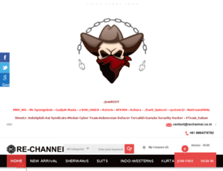 rechannel.co.in screenshot
