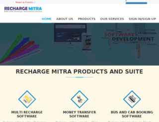 rechargemitra.com screenshot