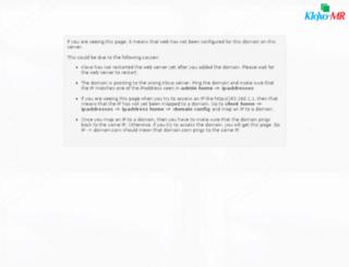 recherche-megaupload.fr screenshot