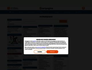 rechtsbijstand.startpagina.nl screenshot