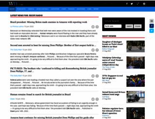 recifefm.com screenshot