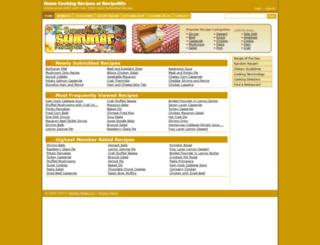 recipebits.com screenshot