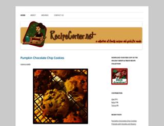 recipecorner.net screenshot