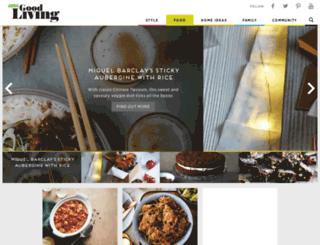recipes.asda.com screenshot