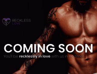 recklesslove.com screenshot