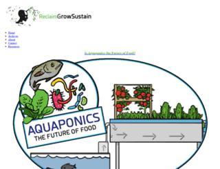 reclaimgrowsustain.com screenshot