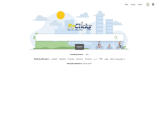 reclicks.com screenshot