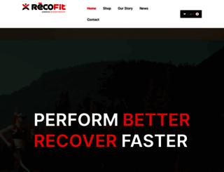 recofit.co screenshot