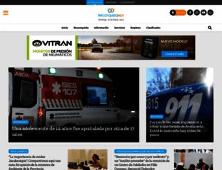 reconquistahoy.com screenshot