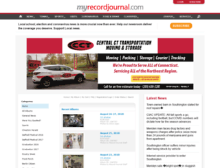 record-journal.mycapture.com screenshot