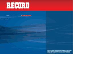 record.mx screenshot