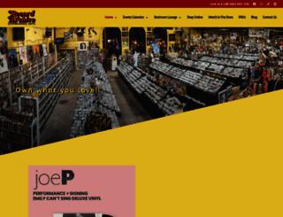 recordarchive.com screenshot
