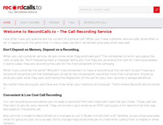 recordcalls.to screenshot