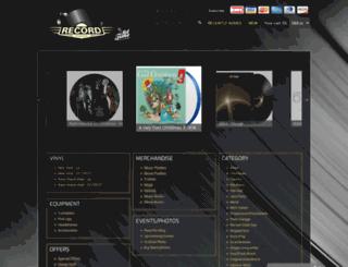 recordpusher.com screenshot