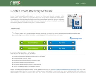 recoverdeletedphoto.net screenshot