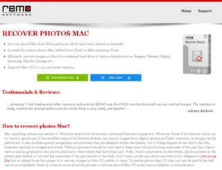 recoverphotosmac.com screenshot