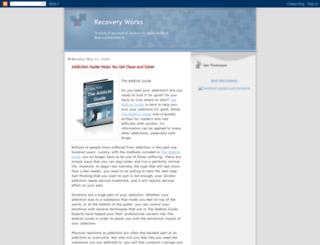recovery-works.blogspot.com.es screenshot