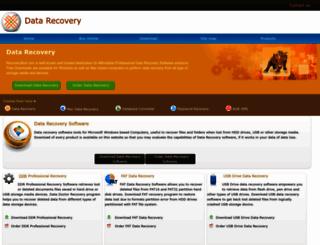recoverybull.com screenshot