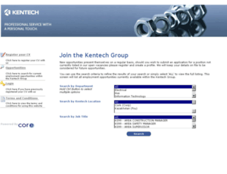 recruit.kentech-group.com screenshot