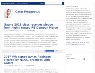 recruiting.blogs.gatorsports.com screenshot