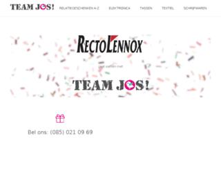 recto.nl screenshot