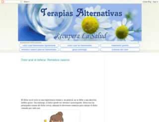 recuperalasalud.blogspot.mx screenshot
