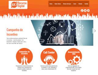 recursodigital.com.br screenshot