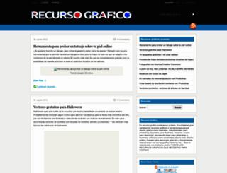 recursografico.com screenshot