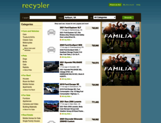 recycler.com screenshot