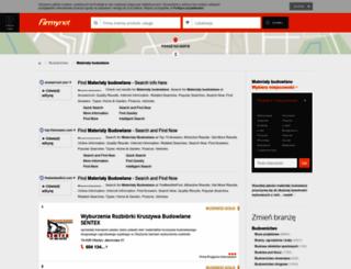 recykling.firmy.net screenshot