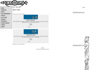 red-box-games.com screenshot