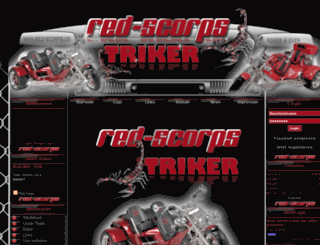 red-scorps.de screenshot
