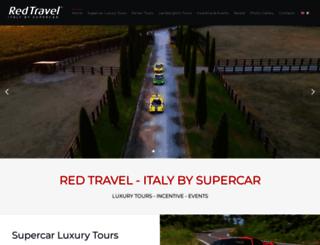 red-travel.com screenshot