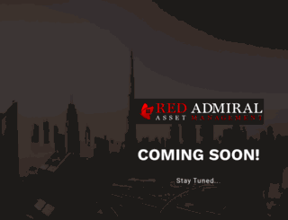 redadmiral.co.uk screenshot