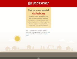 redbasket.org screenshot