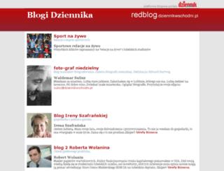 redblog.dziennikwschodni.pl screenshot