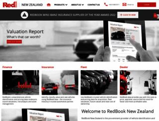redbook.co.nz screenshot