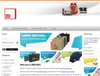 redbox.clickpromo.com screenshot