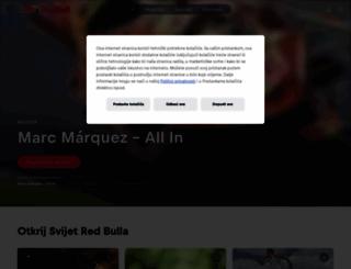 redbull.ba screenshot