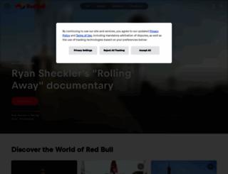 redbullflugtagusa.com screenshot