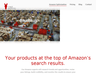 redburromarketing.com screenshot