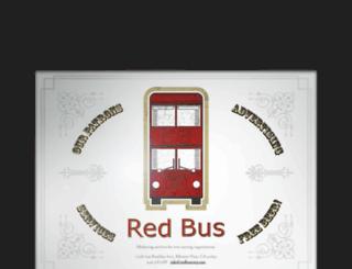 redbuscorp.com screenshot