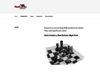 redcamelsolutions.com screenshot