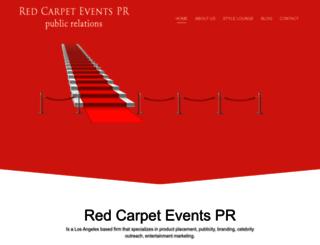 redcarpeteventspr.com screenshot